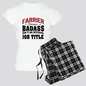 Badass Farrier Women's Light Pajamas